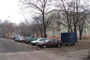 Budapest X. kerület, Szárnyas utca