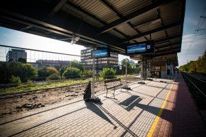 Felújítások Kőbány-alsó vasútvasútállomáson