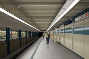 Emlékeztető 3-as metró
