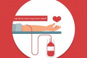 Adjál vért! Még odaérsz!