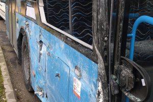 Rosszul lett a metrópótló sofőrje, belement egy másik buszba