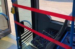 Hatékony védekezés a buszokon a sofőrök érdekében