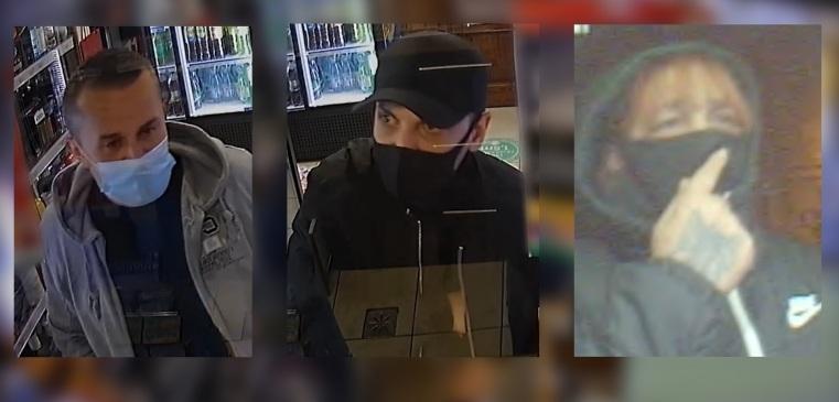Bankkártyát loptak és azzal vásárolgattak. A rendőrség keresi őket