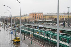 Összekötik a HÉV vonalat a M2-es metróval az Örs vezér terén
